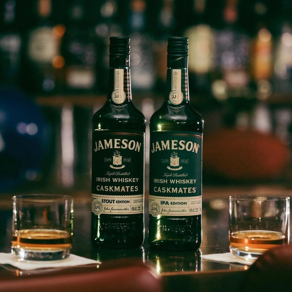 Jameson Caskmates Stout Edition 750mL