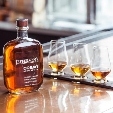 Jefferson's Ocean Bourbon 750mL