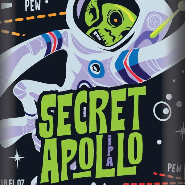 Jekyll Brewing Secret Apollo 4pk