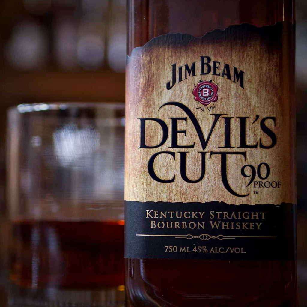 Jim Beam Devil's Cut 1.75L