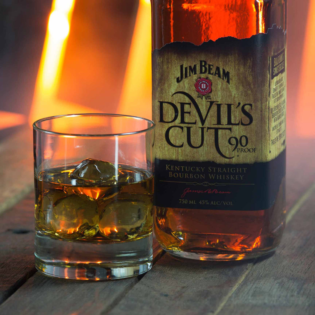 Jim Beam Devil's Cut 750mL