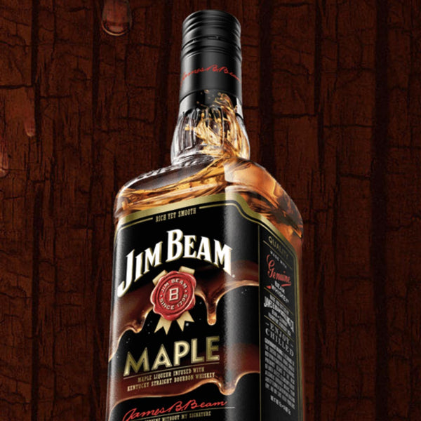 Jim Beam Maple 750mL