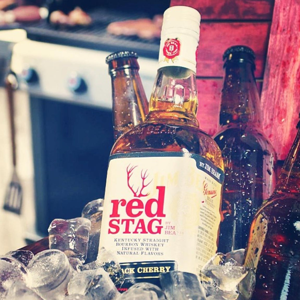 Jim Beam Red Stag 1.75L
