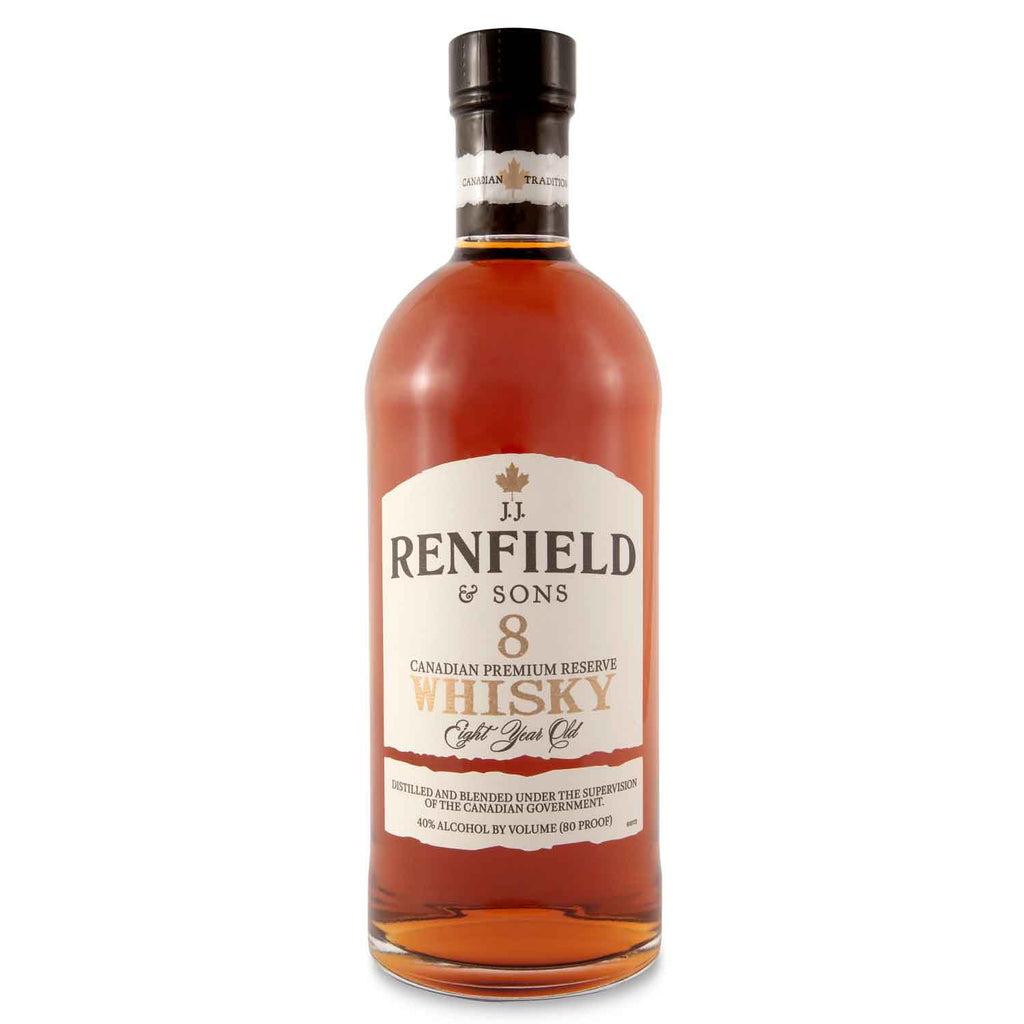 JJ Renfield & Sons Canadian Whisky 750mL