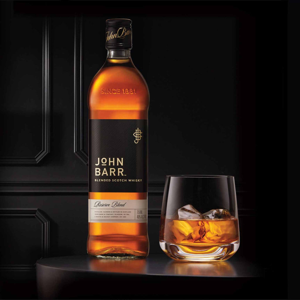 John Barr Black Scotch 750mL