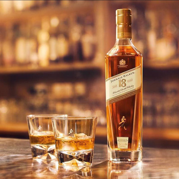 Johnnie Walker 18 Year Single Malt Scotch 750mL