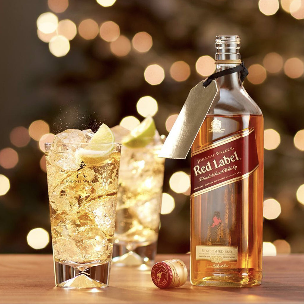 Johnnie Walker Red Label Scotch 750mL