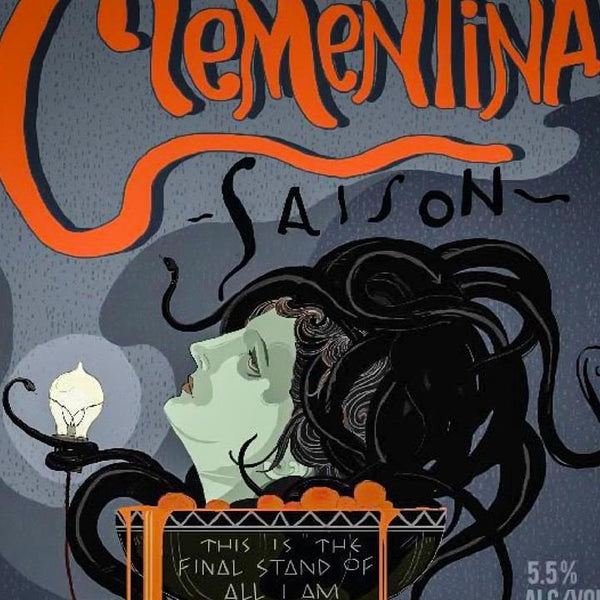 Jolly Pumpkin Clementina 750mL