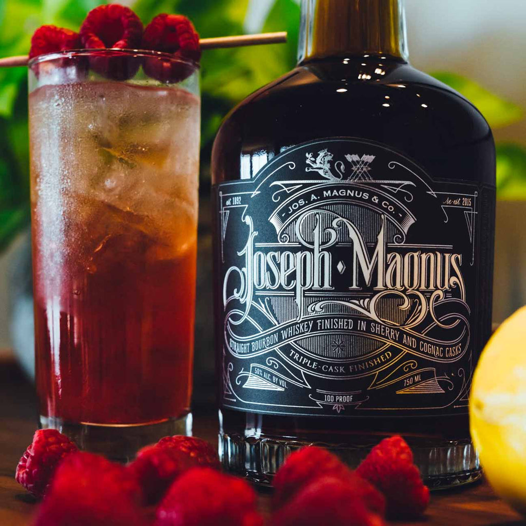 Joseph Magnus Triple-Cask Finished Bourbon 750mL