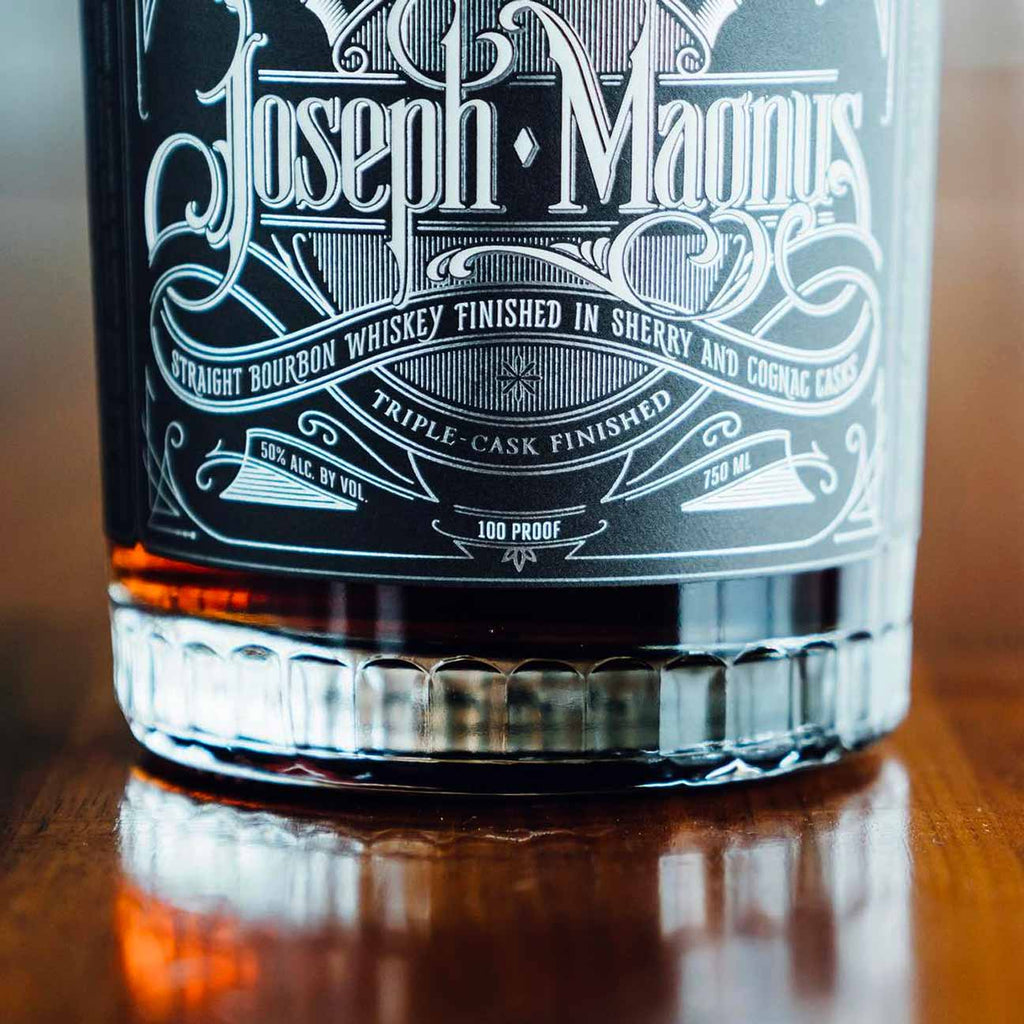 Joseph Magnus Bourbon 750mL