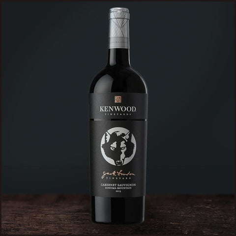 Kenwood Jack London Cabernet Sauvignon 2014