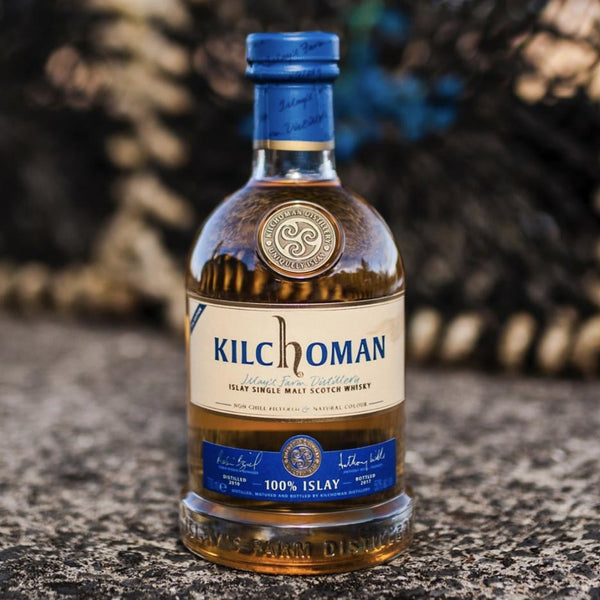 Kilchoman Machir Bay Islay Single Malt Scotch 750mL