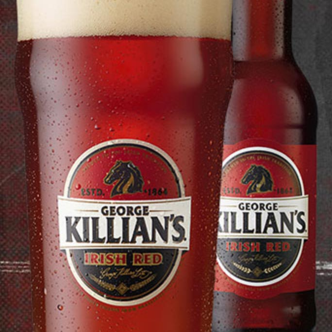 Killians Irish Red 12pk