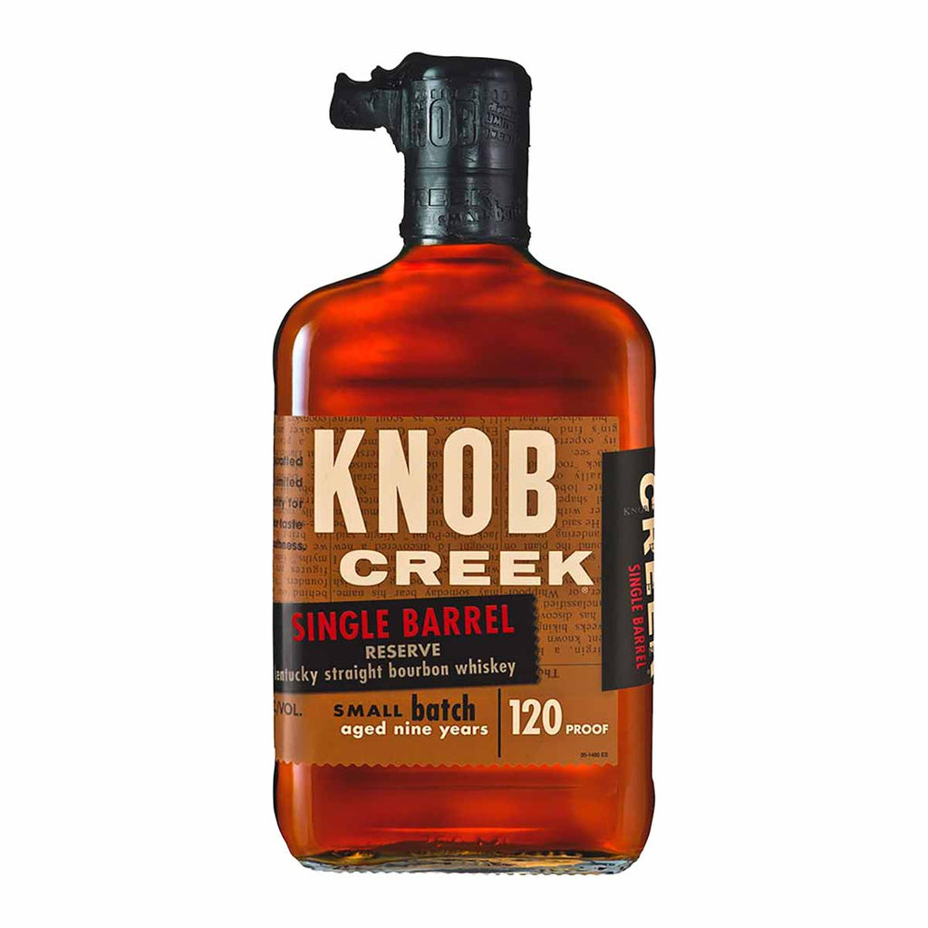 Knob Creek Single Barrel Reserve Bourbon 750mL