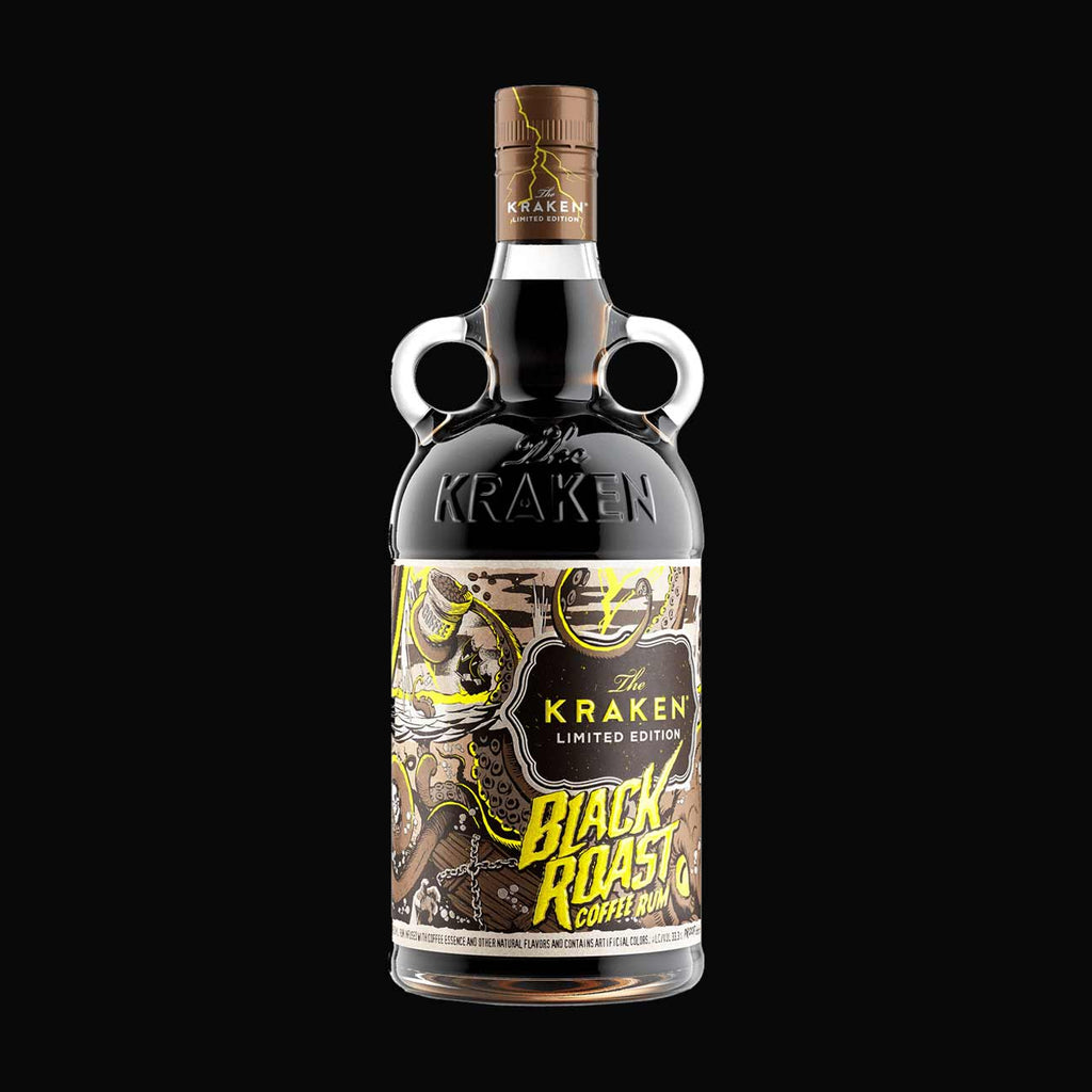 Kraken Black Roast Coffee Rum 750mL