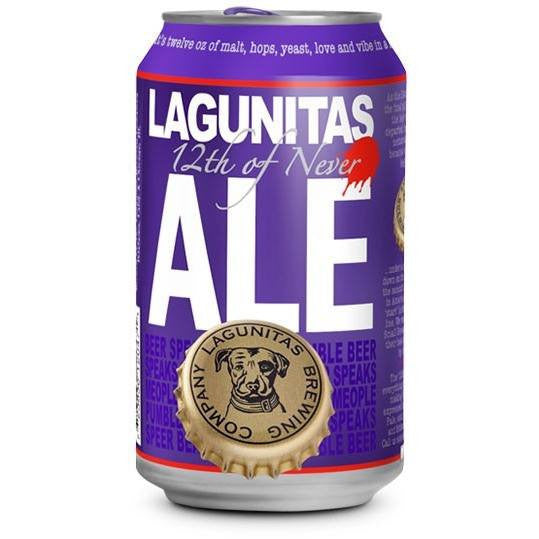 Lagunitas 12th of Never