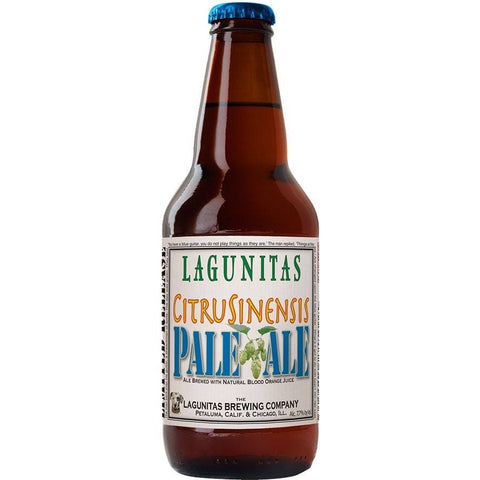 Lagunitas Citrusinesis Pale Ale