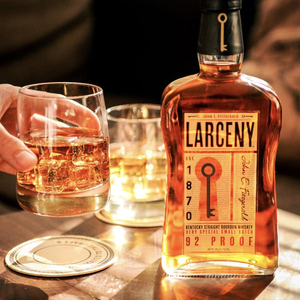 Larceny Kentucky Straight Bourbon 1.75L