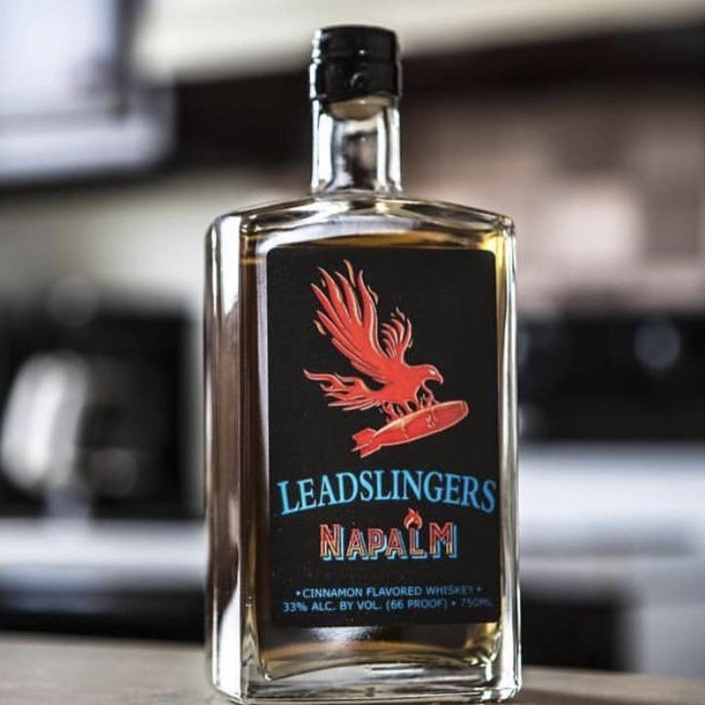 Leadslingers Cinnamon Napalm 750mL