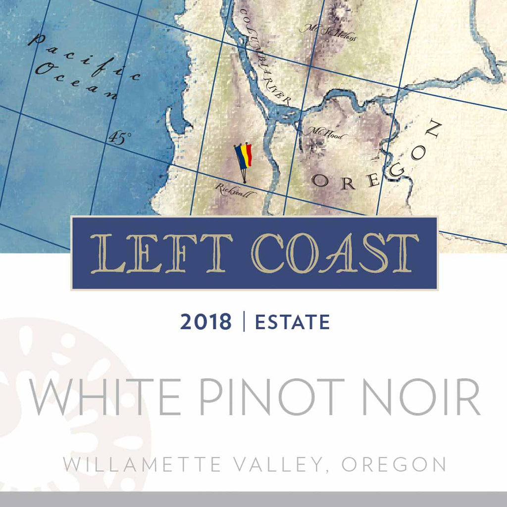 Left Coast 2018 White Pinot Noir