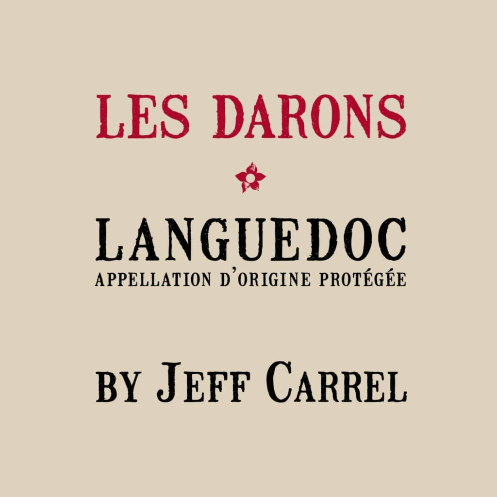Les Darons Languedoc 2017 by Jeff Carrel