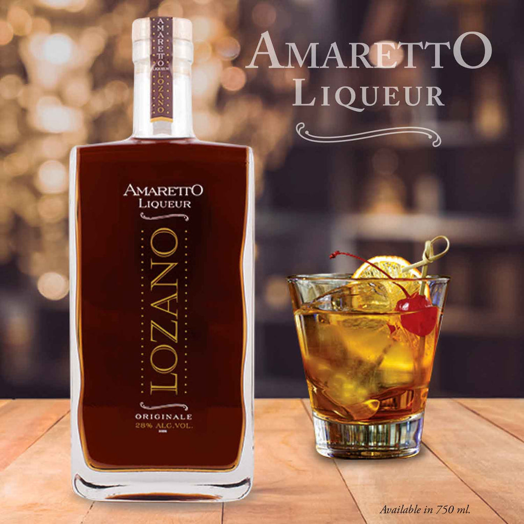 Lozano Amaretto 750mL