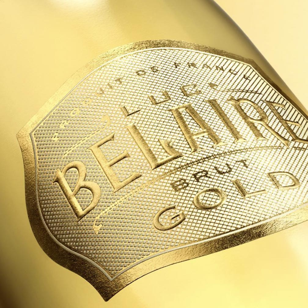 Luc Belaire Gold NV