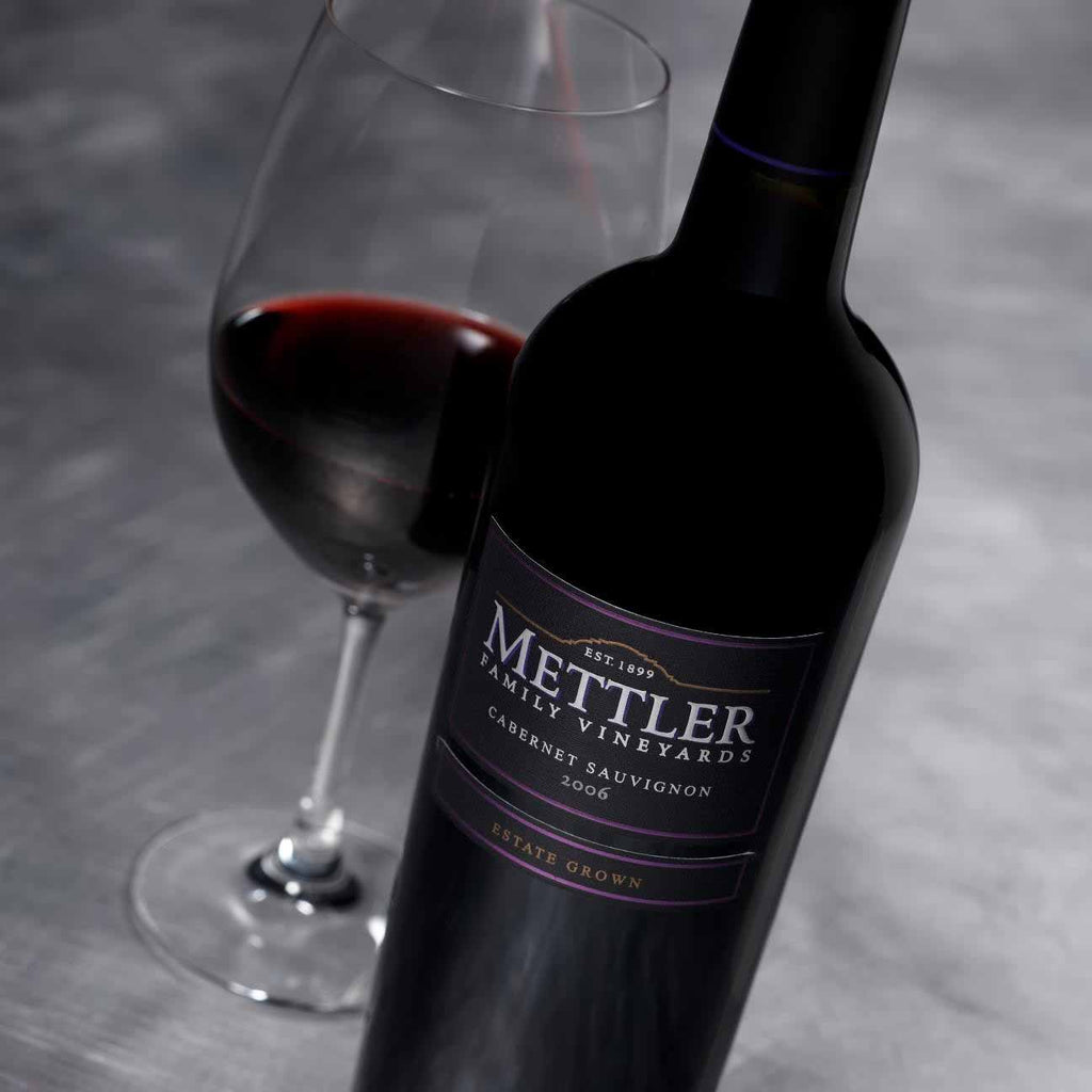 Mettler Estate Grown Cabernet Sauvignon