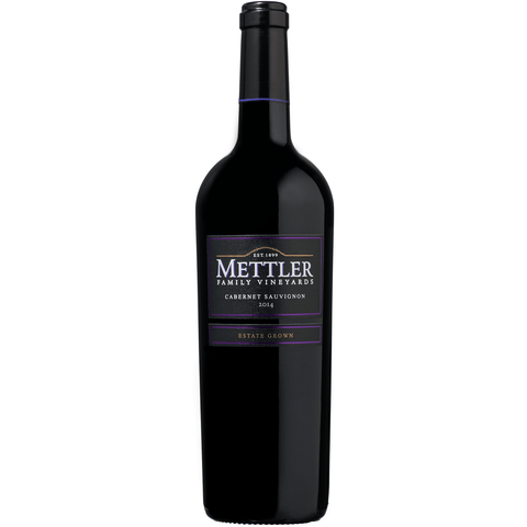 Mettler Estate Grown Cabernet Sauvignon 2013