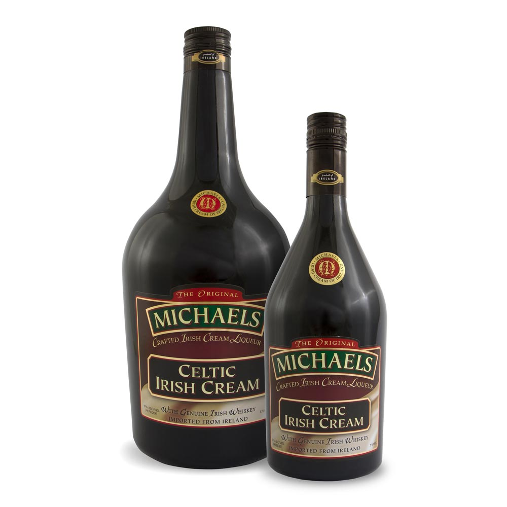 Michaels Celtic Cream Liqueur 750mL