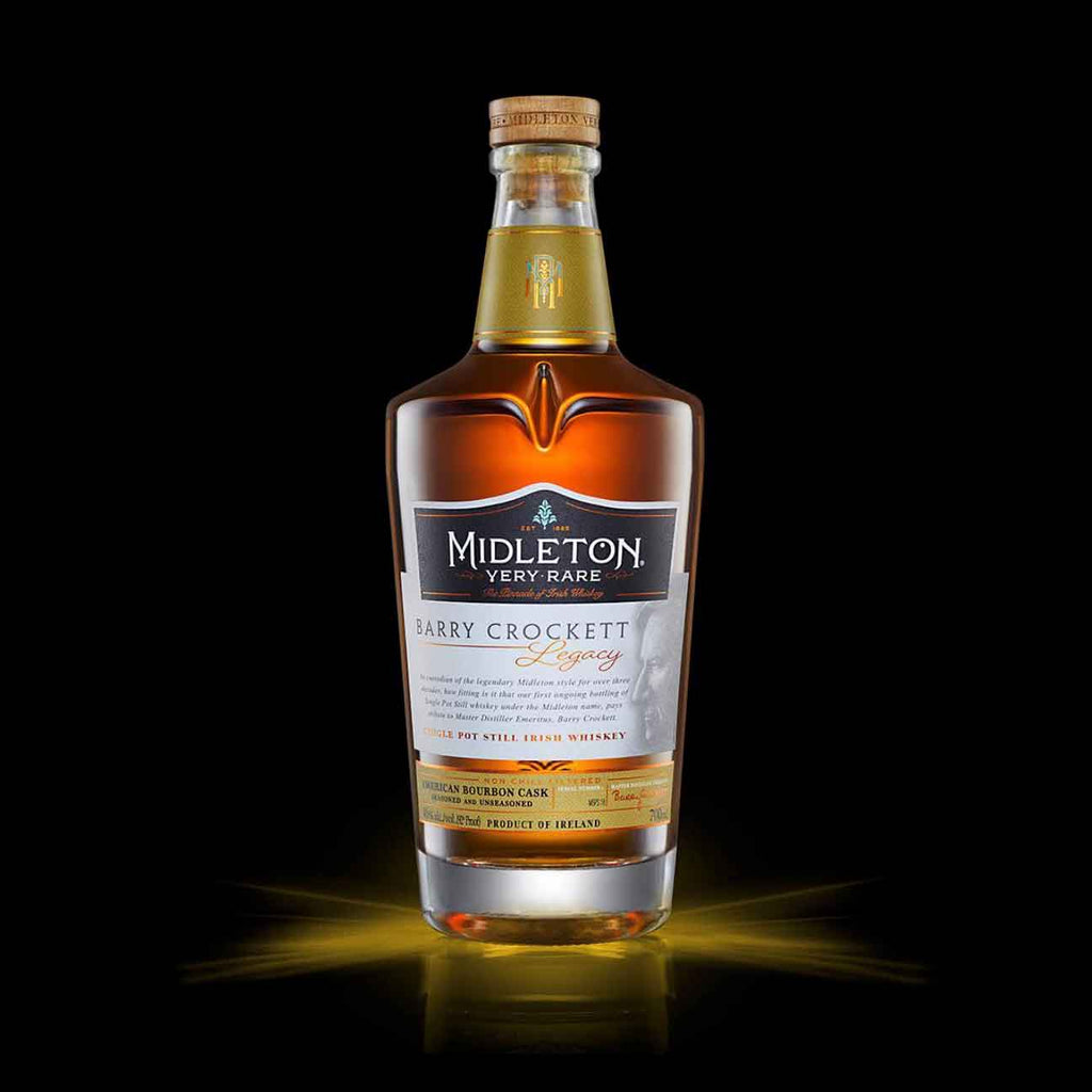 Midleton Barry Crockett Irish Whiskey 750mL