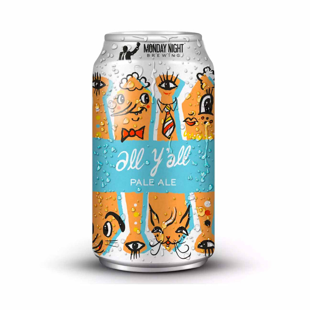 Monday Night All Y'all Pale Ale 6pk