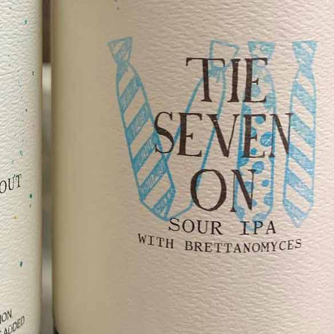 Monday Night Brewing Tie 7 On Sour IPA 500mL