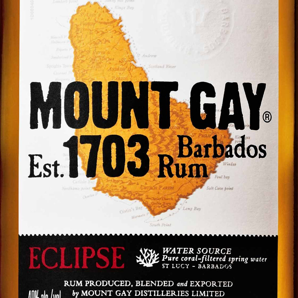 Mount Gay Eclipse Rum 1.75L
