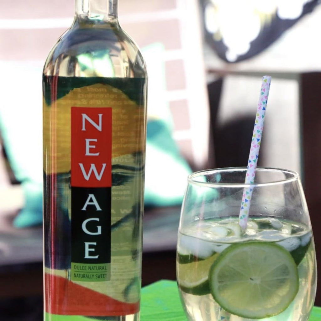 New Age White Wine
