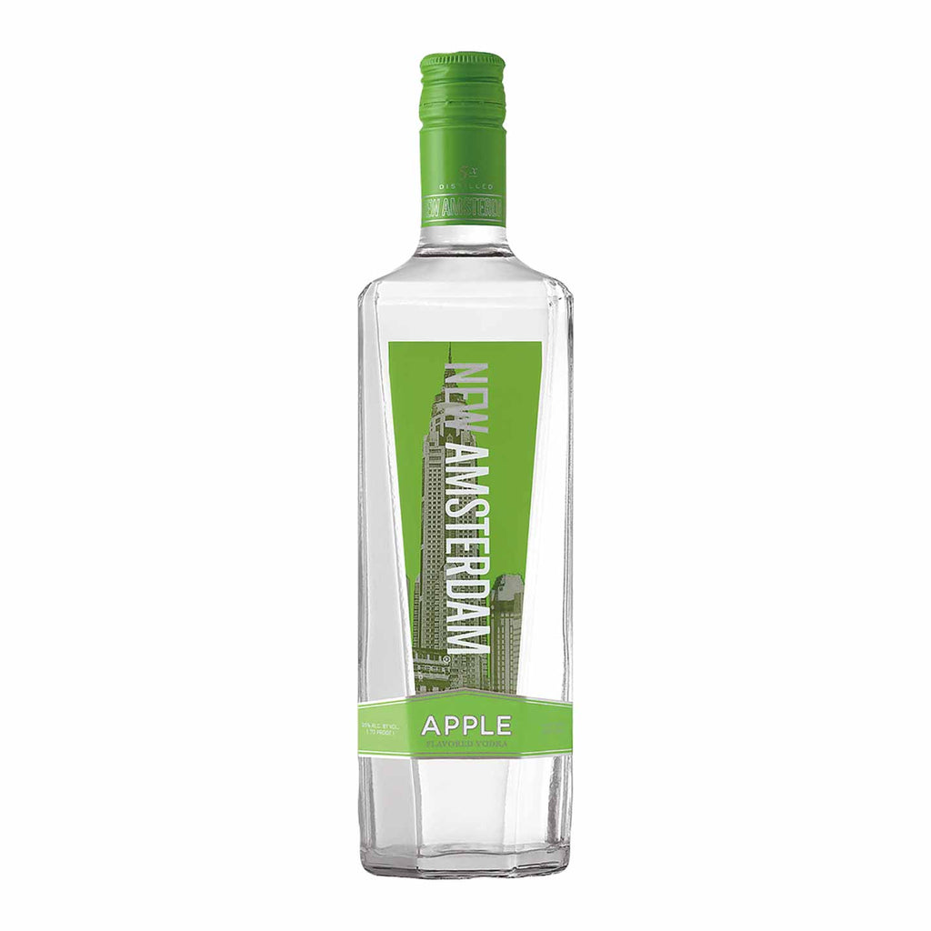 New Amsterdam Apple Vodka 750mL