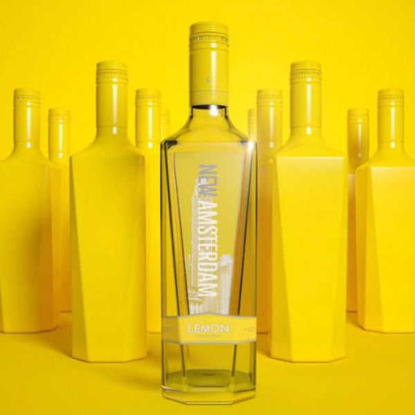 New Amsterdam Lemon Vodka 1.75L