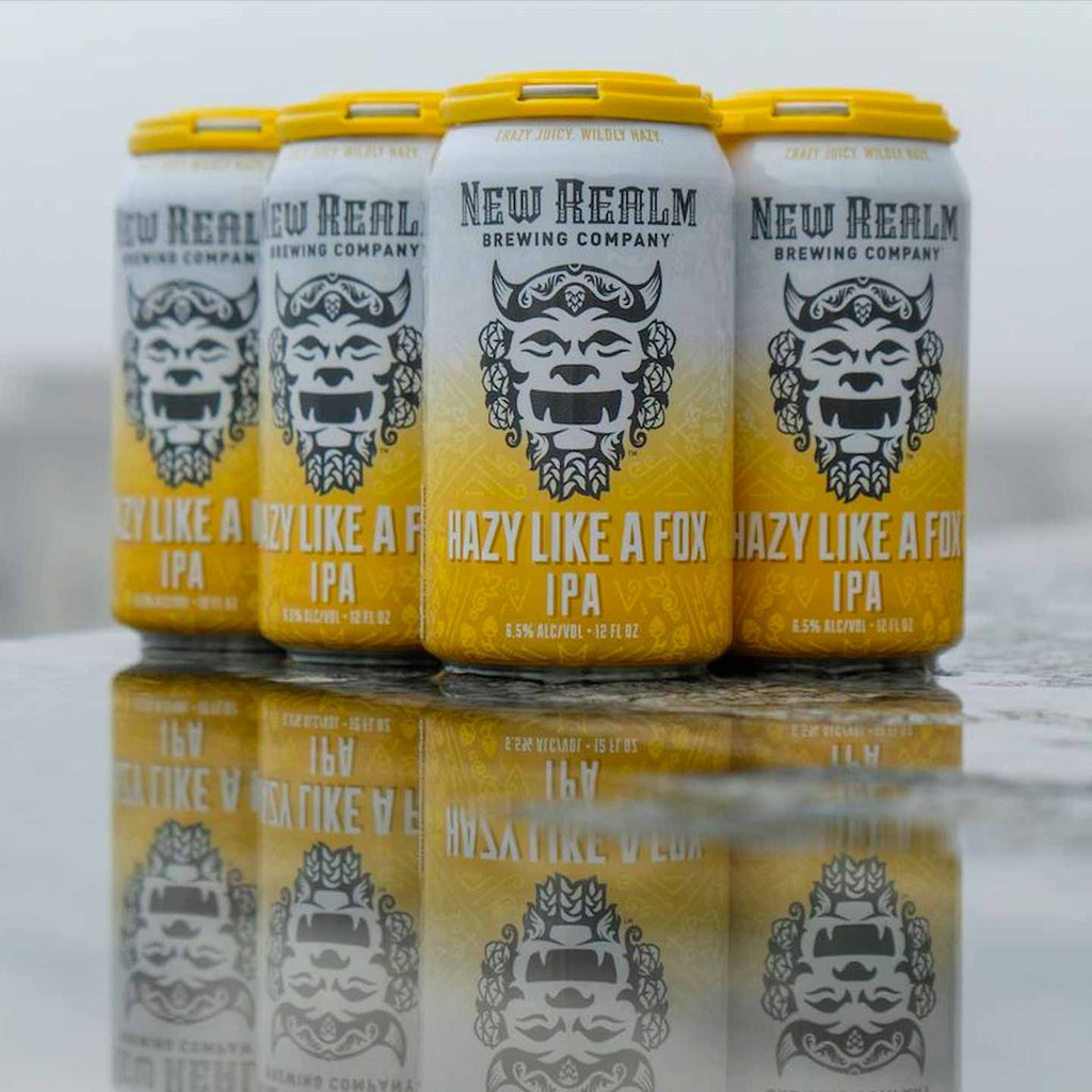 New Realm Hazy Like a Fox 6pk