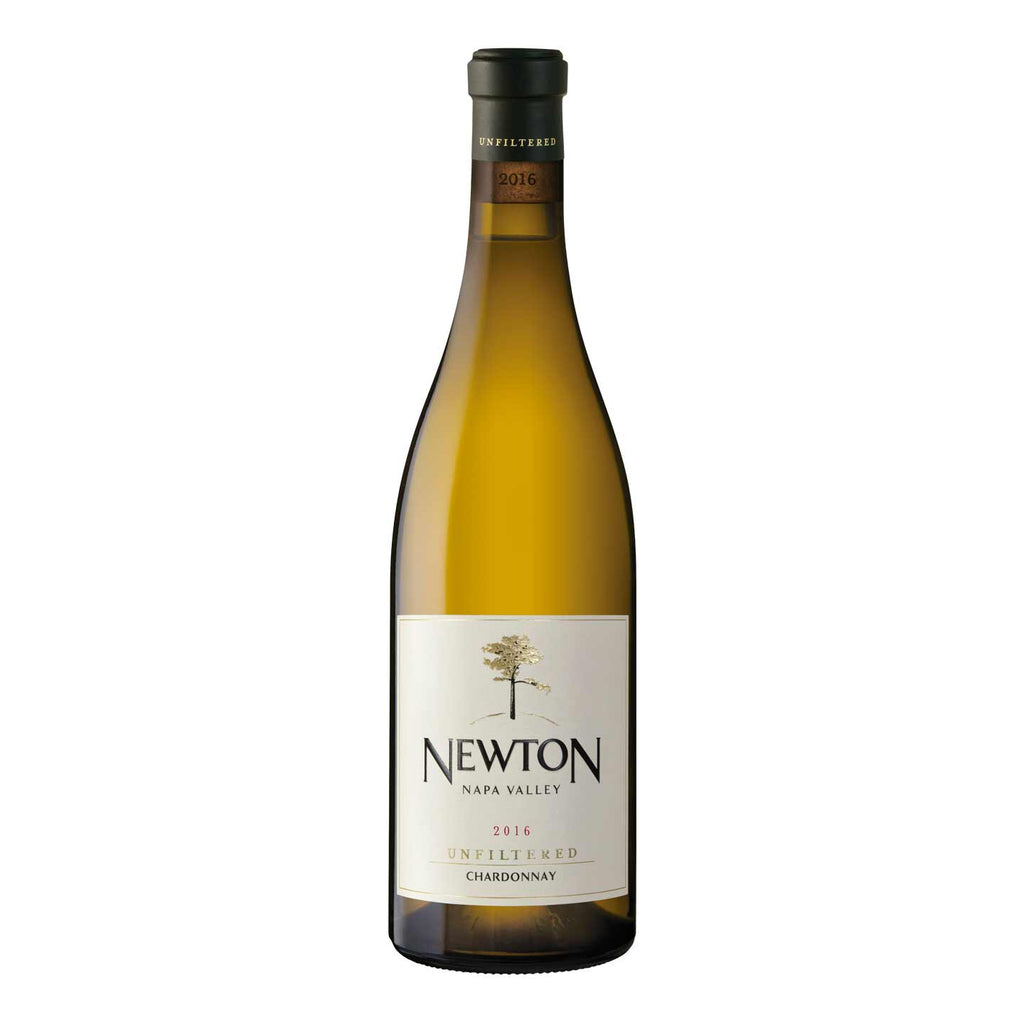 Newton Unfiltered 2016 Napa Chardonnay