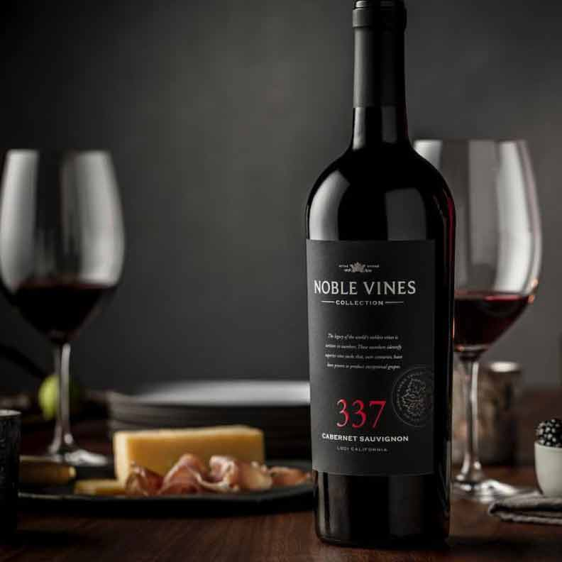 Noble Vines Cabernet Sauvignon 337 2014