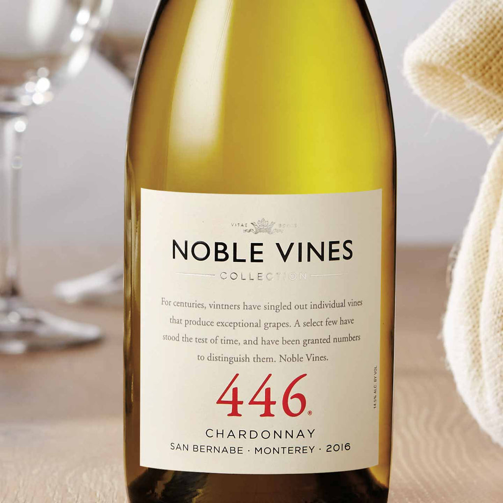 Noble Vines Chardonnay 446