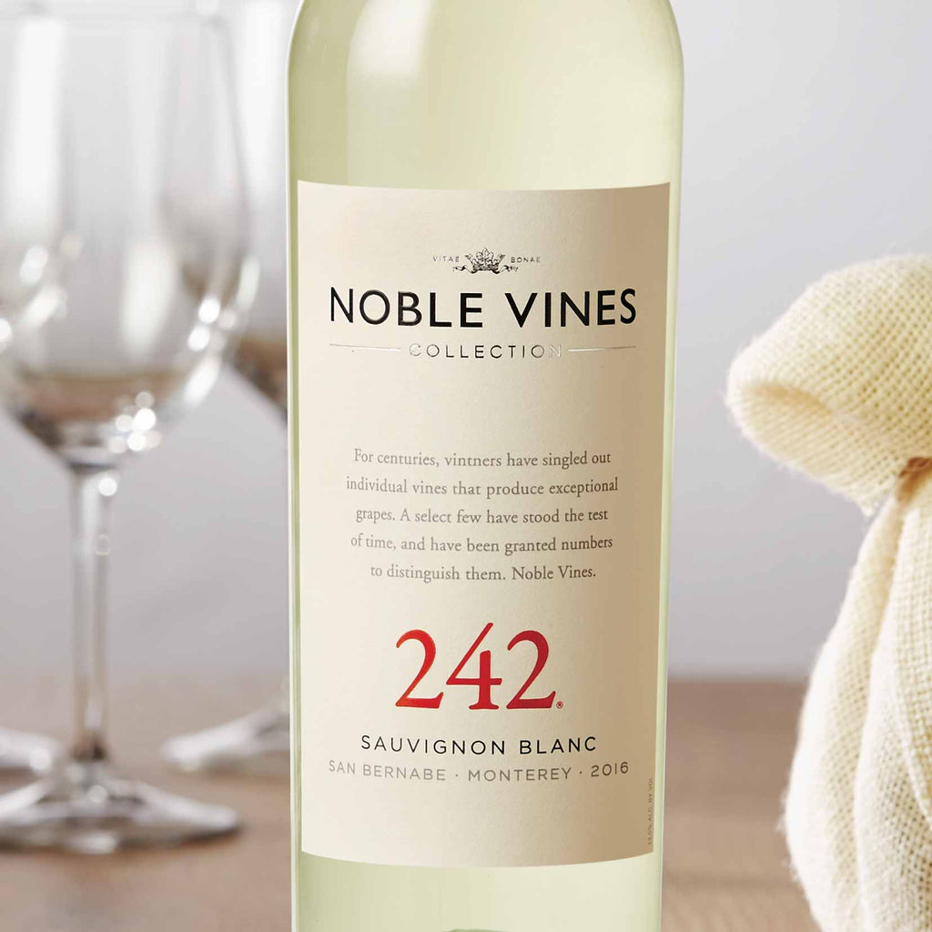 Noble Vines Sauvignon Blanc 242 2016