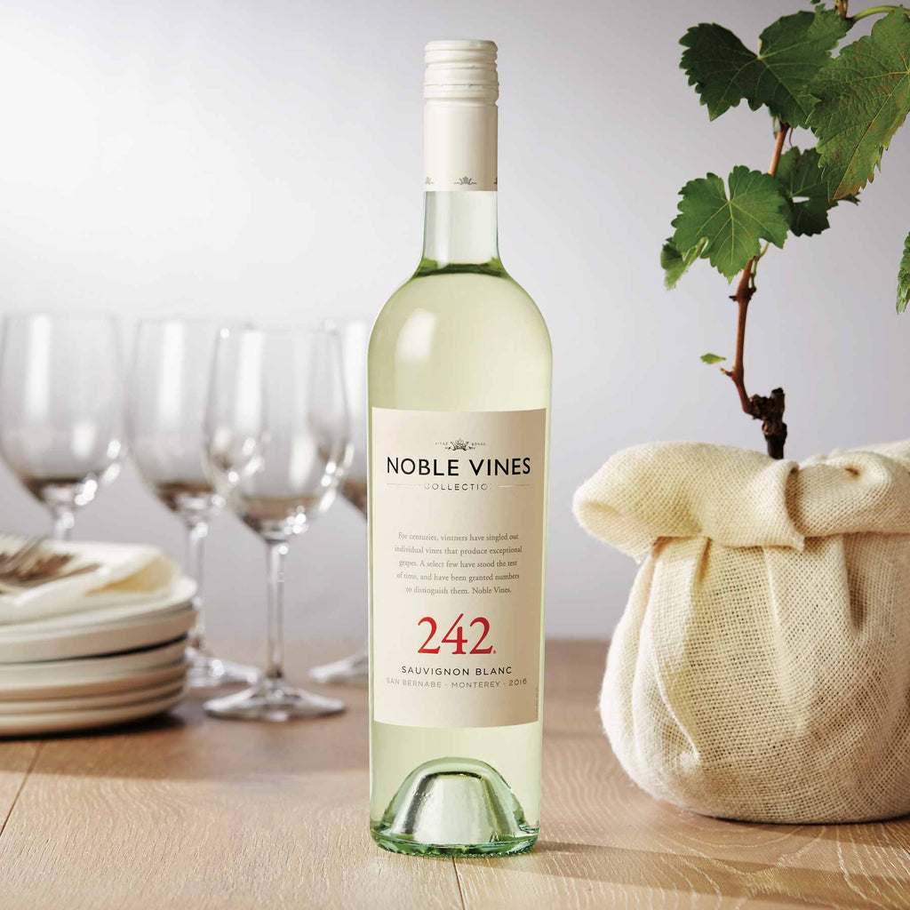 Noble Vines Sauvignon Blanc 242 2018