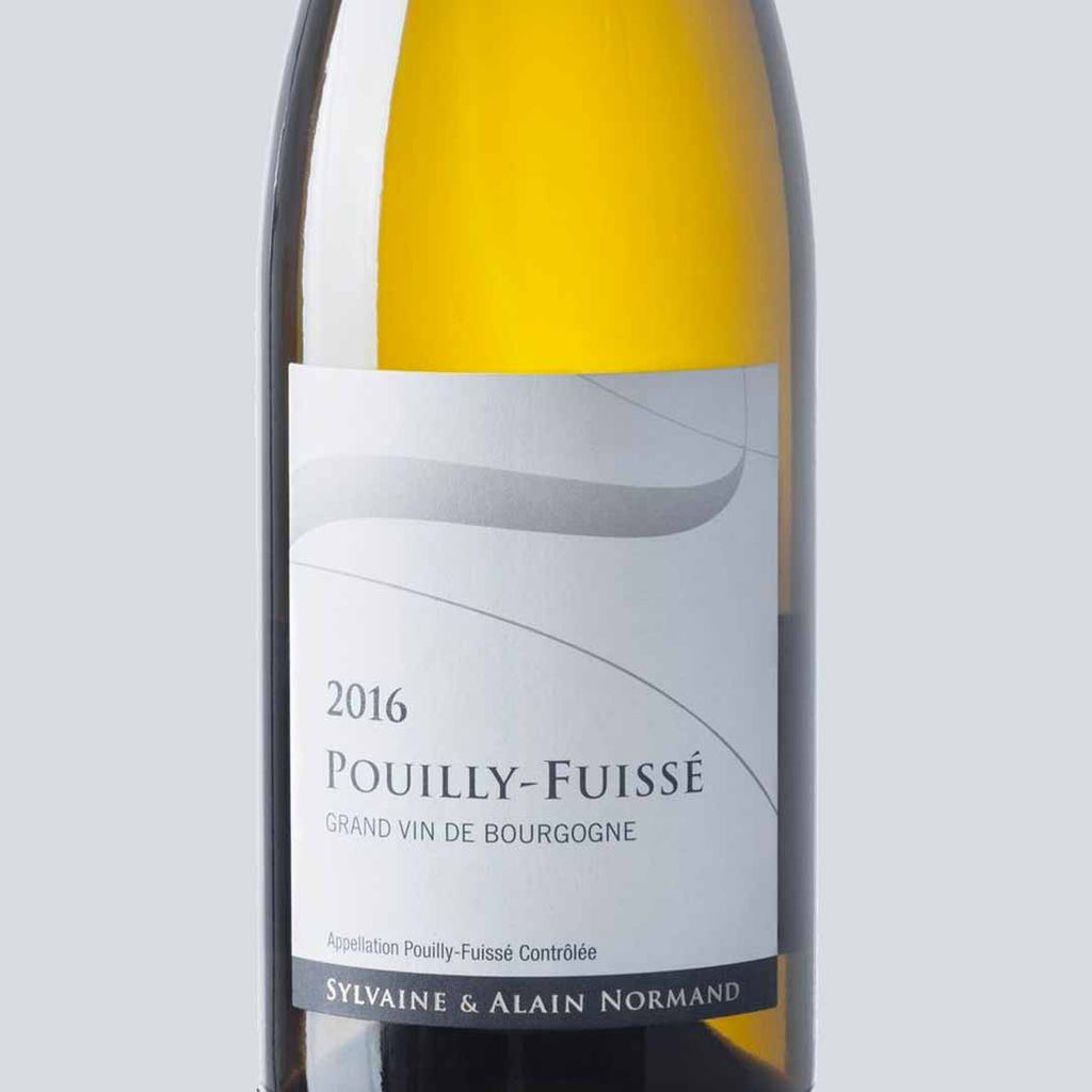 Alain Normand 2016 Pouilly Fuisse