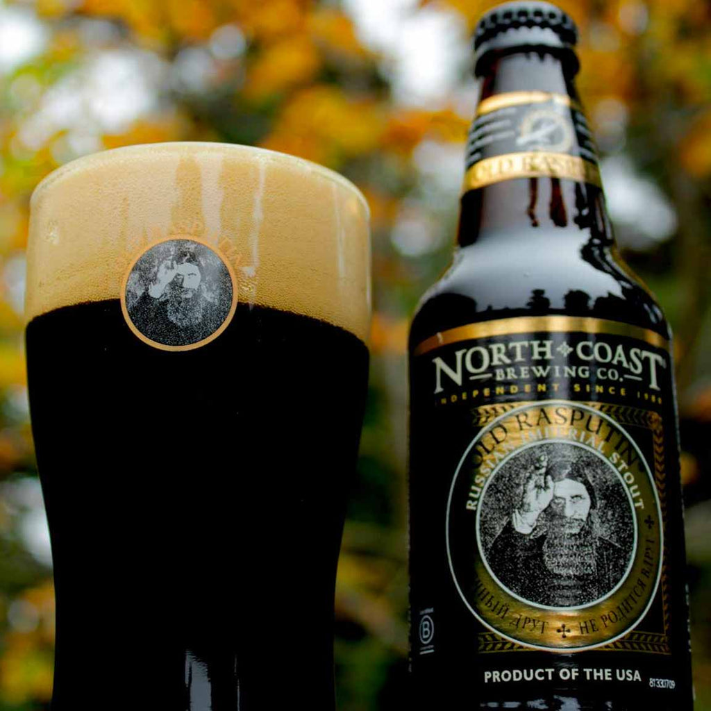 North Coast Old Rasputin Russian Imperial Stout 4pk