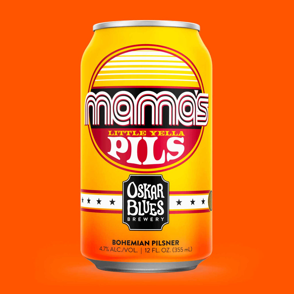 Oskar Blues Mamas Little Yella Pils 6pk