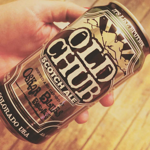 Oskar Blues Old Chub Scotch Ale 6pk