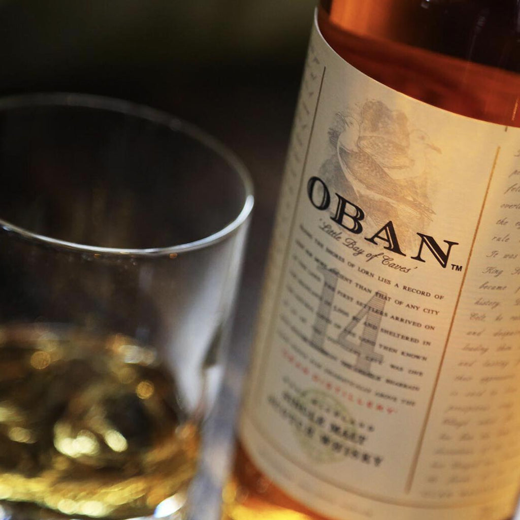 Oban 14 Year Single Malt Scotch 750mL