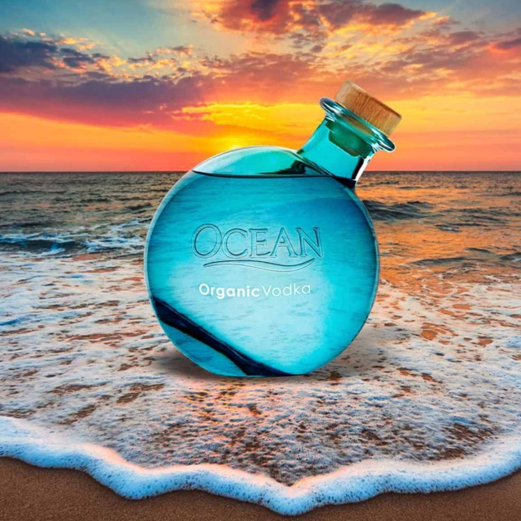 Ocean Organic Vodka 750mL