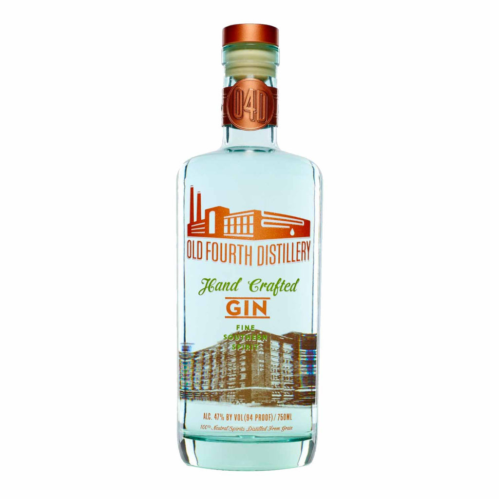 Old Fourth Distillery Gin 750mL